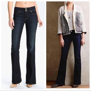 Paige Hidden Hillo Dark Wash Jeans